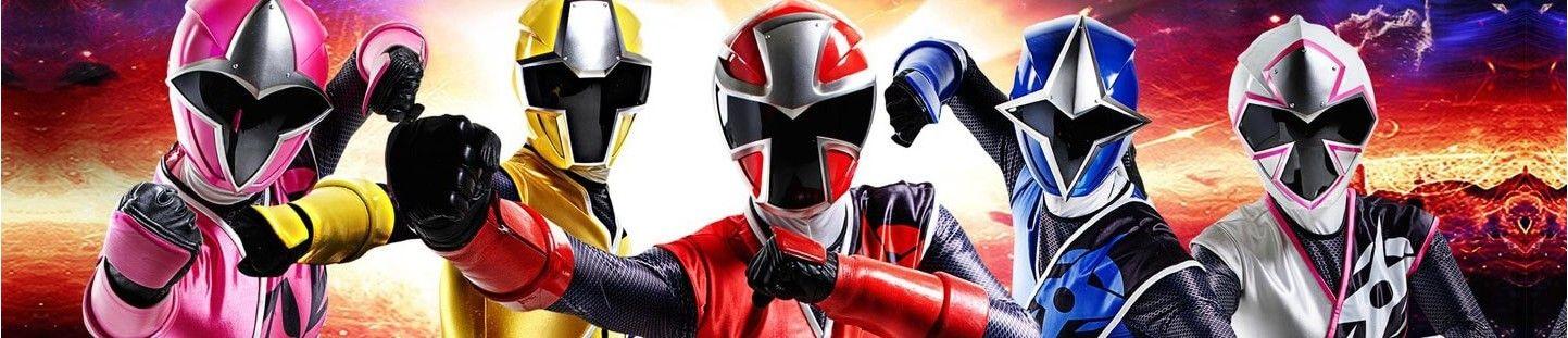 Globos Power Ranger. Decoracion de Cumpleaños Power Ranger
