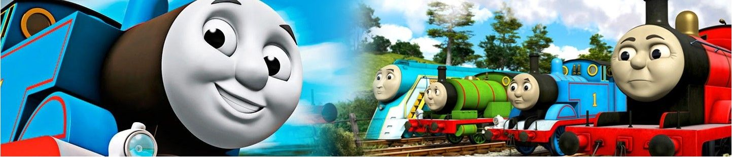 Globos Thomas y sus Amigos. Decoracion de Cumpleaños Thomas
