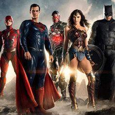 Globos Liga de la Justicia