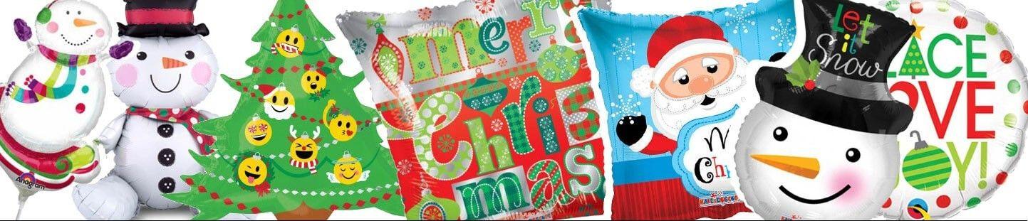 Globos para Navidad. Ideas Originales para Decorarcion de Navidad