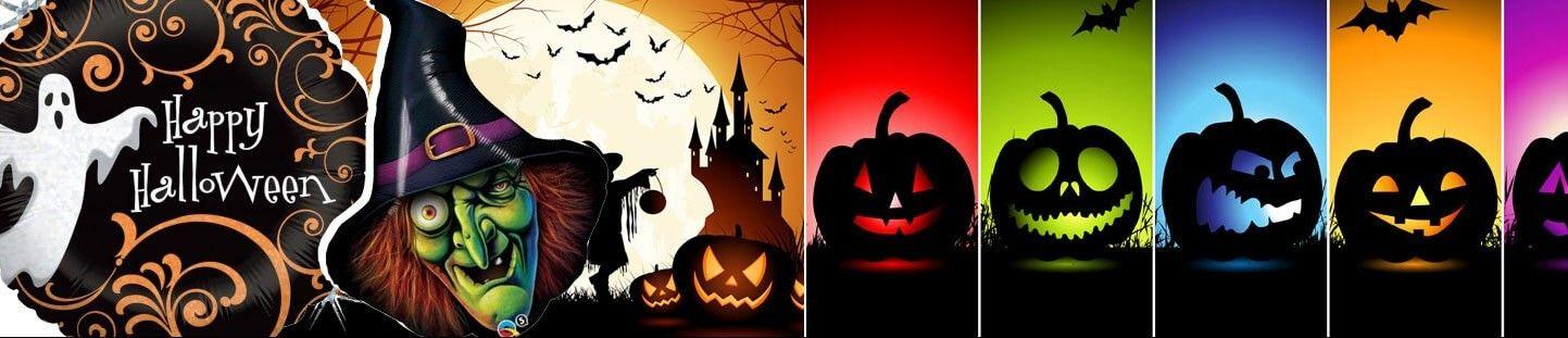 Globos Halloween. Ideas para Fiestas y Decoracion de Halloween