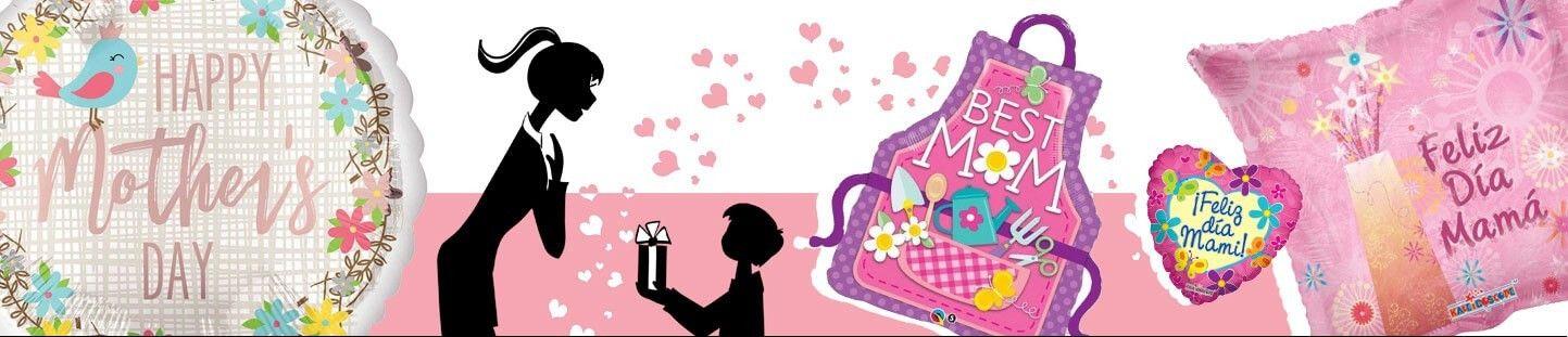 Globos Dia de la Madre. Ideas para Regalar el Dia de la Madre