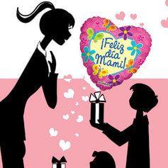 Globos Dia de la Madre