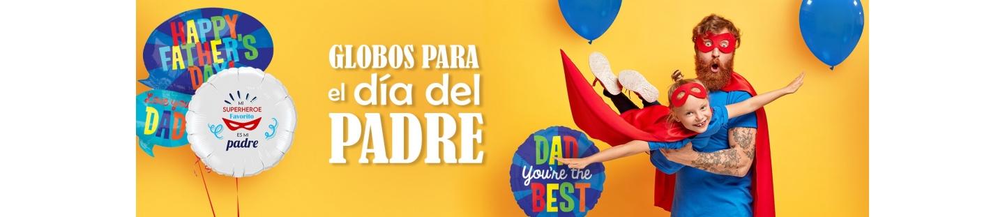 Globos Dia del Padre
