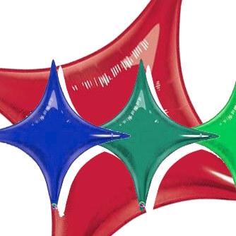 Globos Starpoint Foil