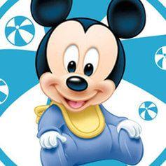 Fiesta Cumpleaños Baby Mickey