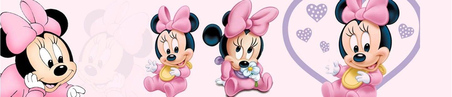 Ideas Originales para Decoración de Fiestas y Cumpleaños Baby Minnie