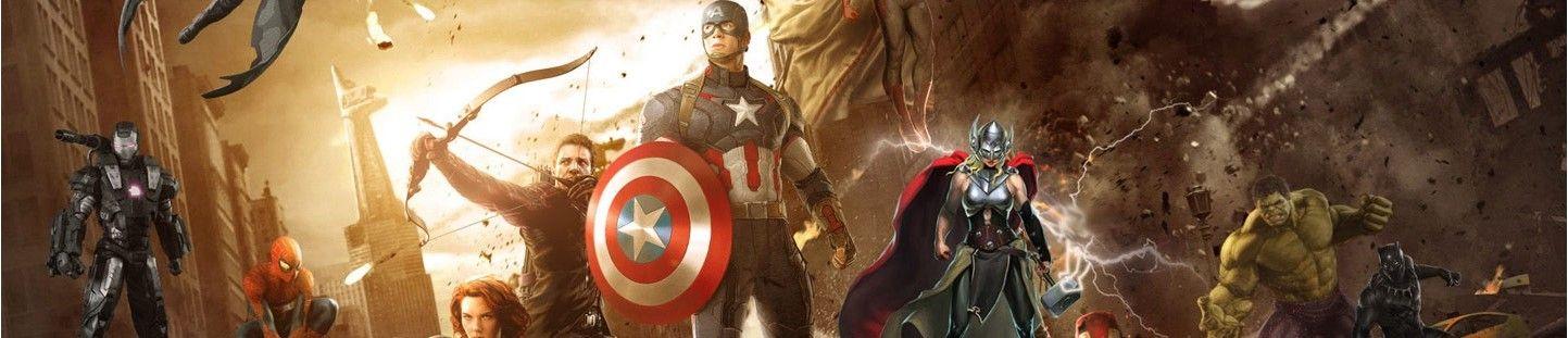 Ideas de Decoración de Fiestas y Cumpleaños Capitan America Civil War