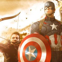 Fiesta Capitan America - Civil War