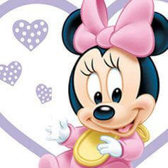 Globos Baby Minnie