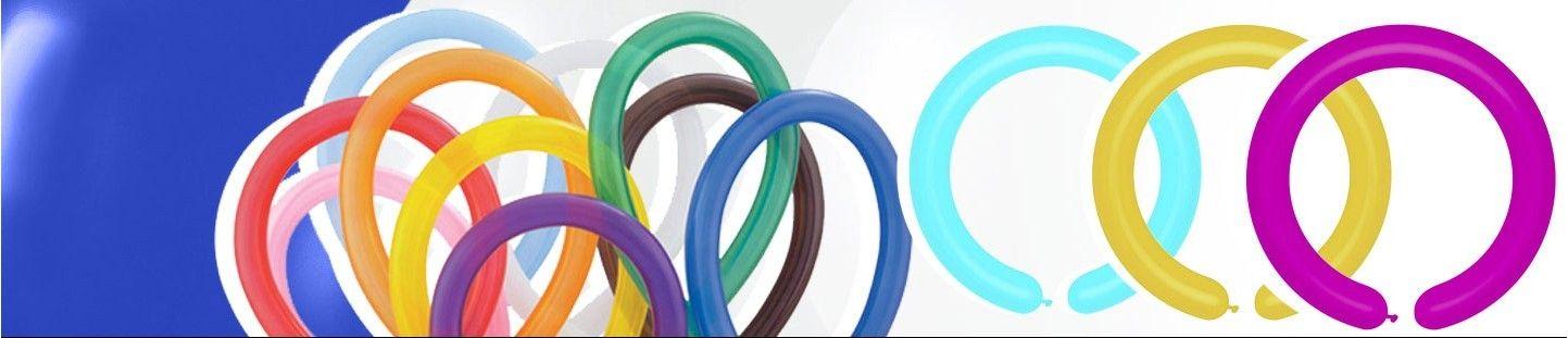 Globos de Globoflexia 360 para hacer Figuras con Globos