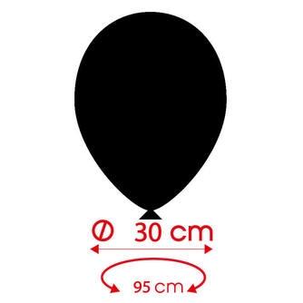 Globos Personalizados Redondos 30cm