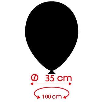 Globos Personalizados Redondos 35cm