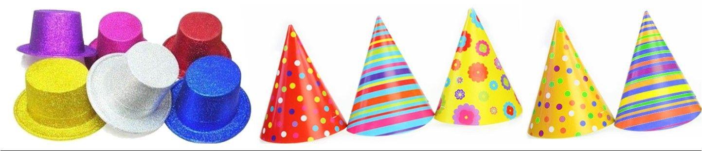 Sombreros para Cumpleaños, Fiestas y Eventos al mejor Precio