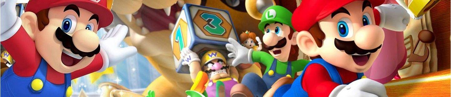 Decoración Fiestas y Cumpleaños Super Mario Bros