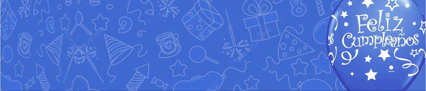 Decoración Fiestas y Cumpleaños Azul