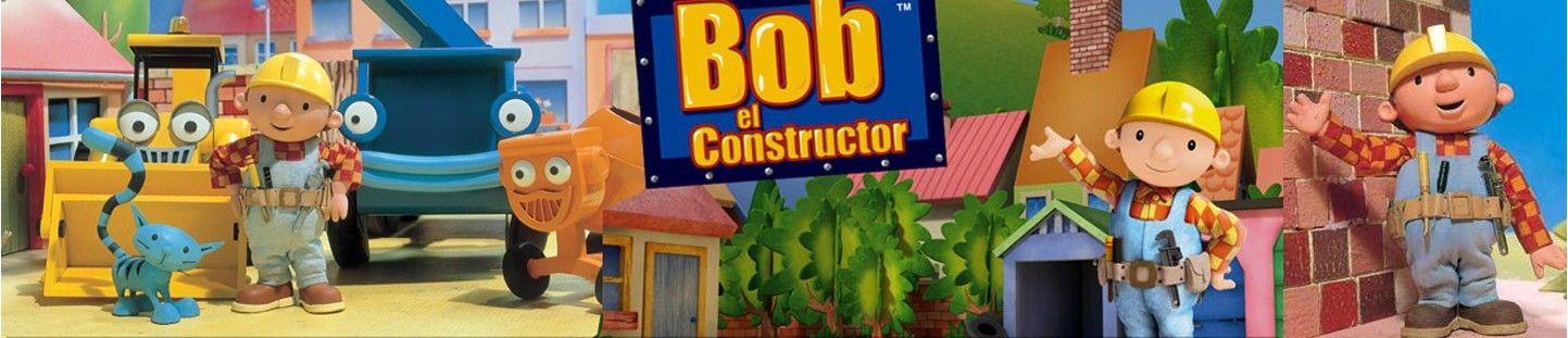 Globos Bob el Constructor. Decoracion de Cumpleaños Bob el Constructor