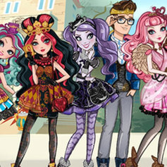 Globos Ever After High