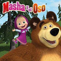 Globos Masha y el Oso