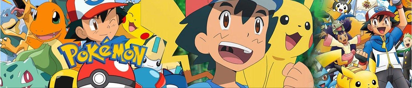 Globos Pokemon. Decoracion de Cumpleaños Pokemon