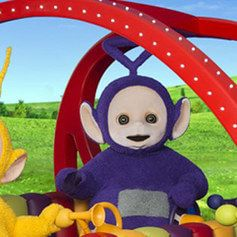 Globos Teletubbies
