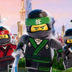 Globos Lego Ninjago