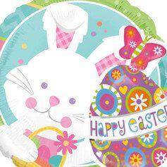 Globos Pascuas