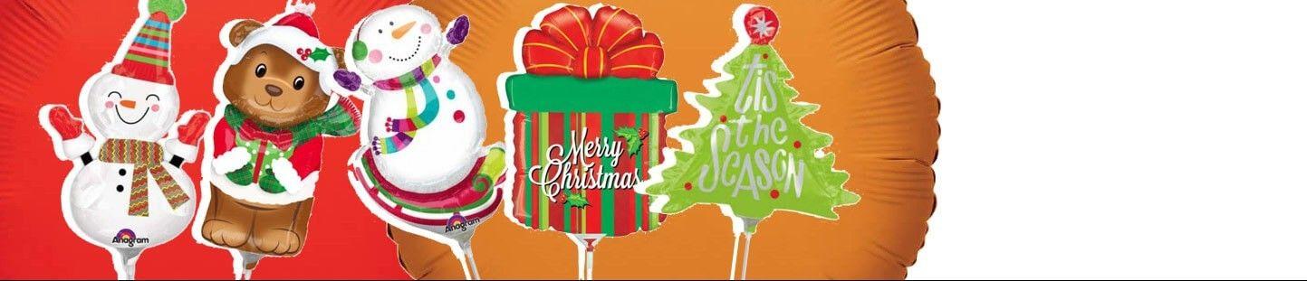 Globos Mini para Navidad al Mejor Precio Garantizado