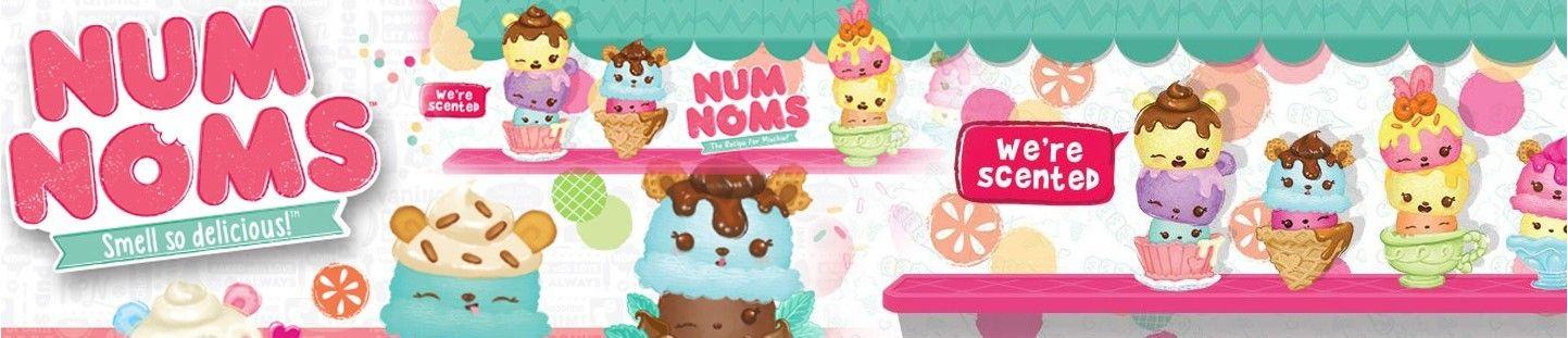 Ideas para Decoración de Fiestas y Cumpleaños Num Noms