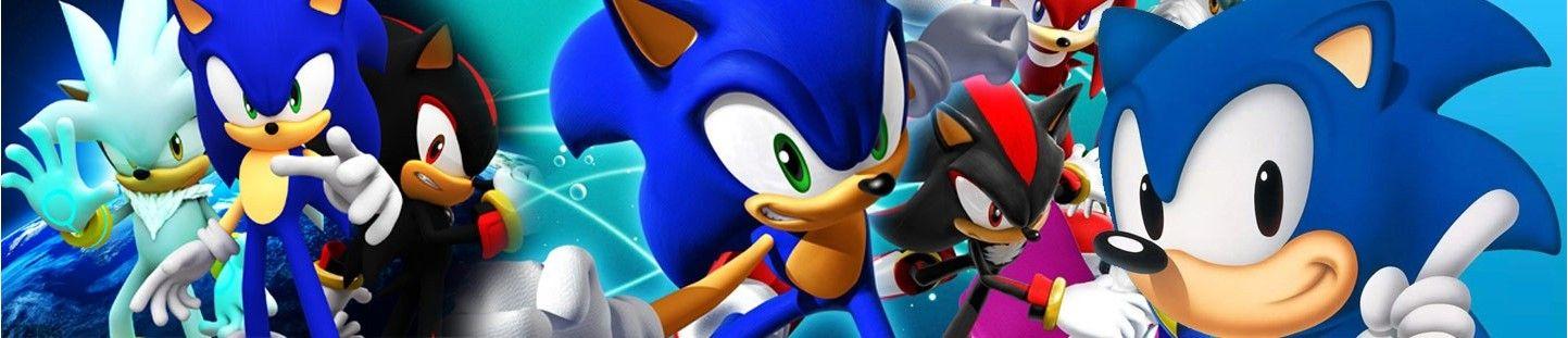Ideas Originales para Decoración de Fiestas y Cumpleaños Sonic