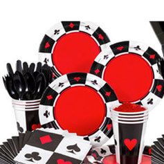 Fiesta Cumpleaños Casino