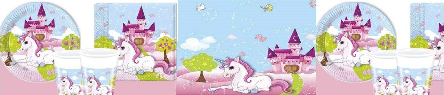 Ideas para Decoración de Fiestas y Cumpleaños Unicornios