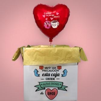 Cajas Sorpresa San Valentín