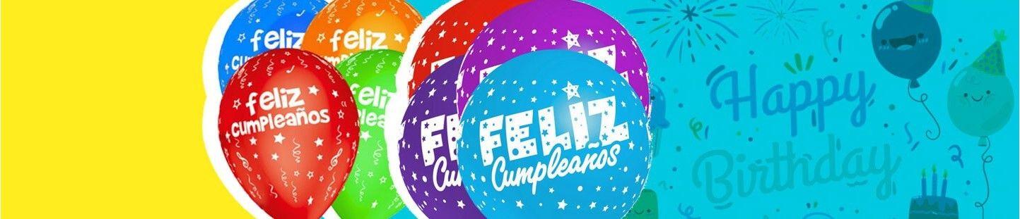 Globos de Látex para Decoracion de Fiestas y Cumpleaños