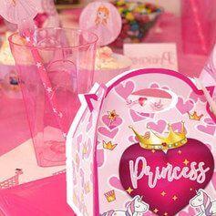 Fiesta Cumpleaños Princesas