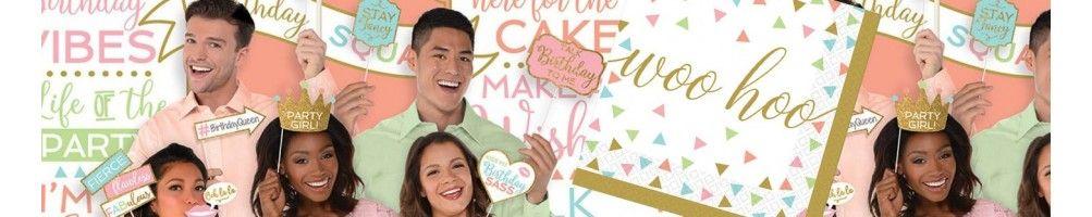 Ideas para Decoración de Fiestas y Cumpleaños de Confetti Fun