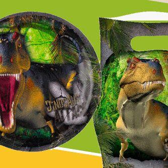 Fiesta Cumpleaños Dinosaurios