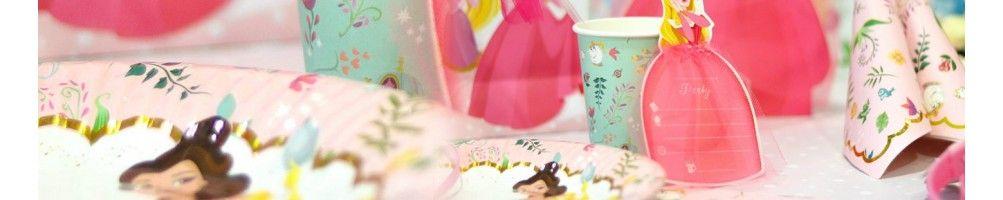 Ideas para Decoración de Fiestas y Cumpleaños de True Princess