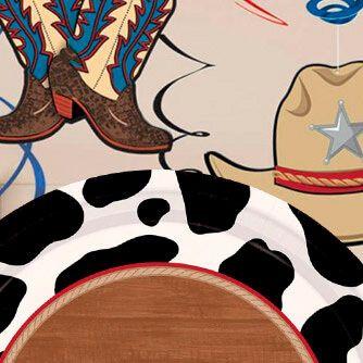 Fiesta Cumpleaños Cowboy