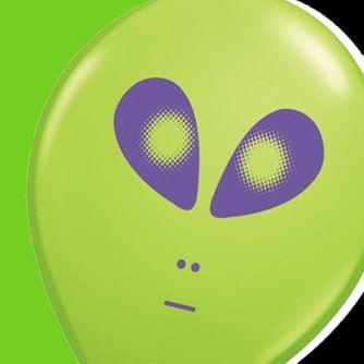 Globos Aliens