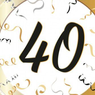 Fiesta Cumpleaños 40
