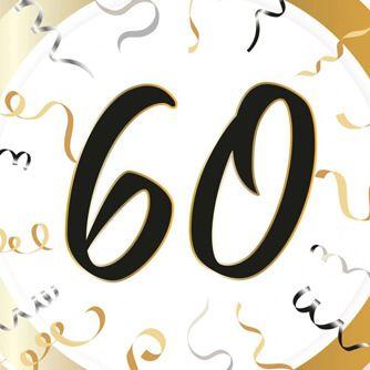 Fiesta Cumpleaños 60