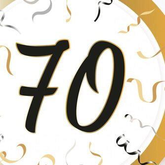 Fiesta Cumpleaños 70