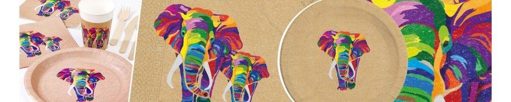 Ideas para Decoración de Fiestas y Cumpleaños de Elephant