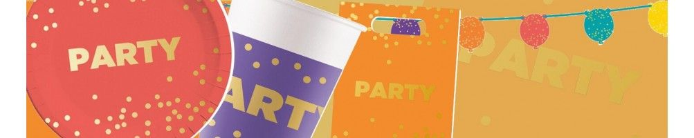 Ideas para Decoración de Fiestas y Cumpleaños de Party Dots