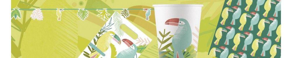 Ideas para Decoración de Fiestas y Cumpleaños de Toucan
