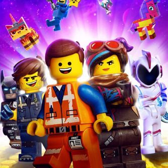 Globos Lego Movie 2