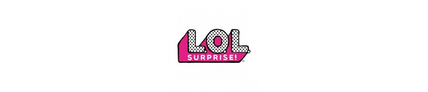 Globos LOL Surprise. Decoracion de Cumpleaños LOL Surprise