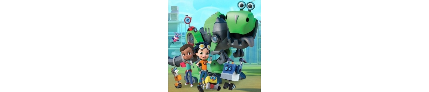 Globos Rusty Rivets. Decoracion de Cumpleaños Rusty Rivets