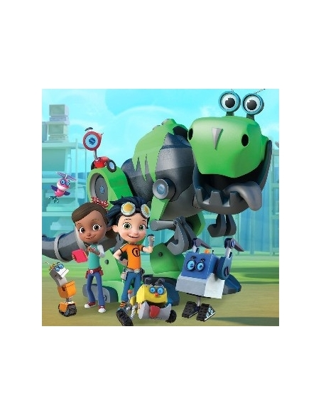 Globos Rusty Rivets
